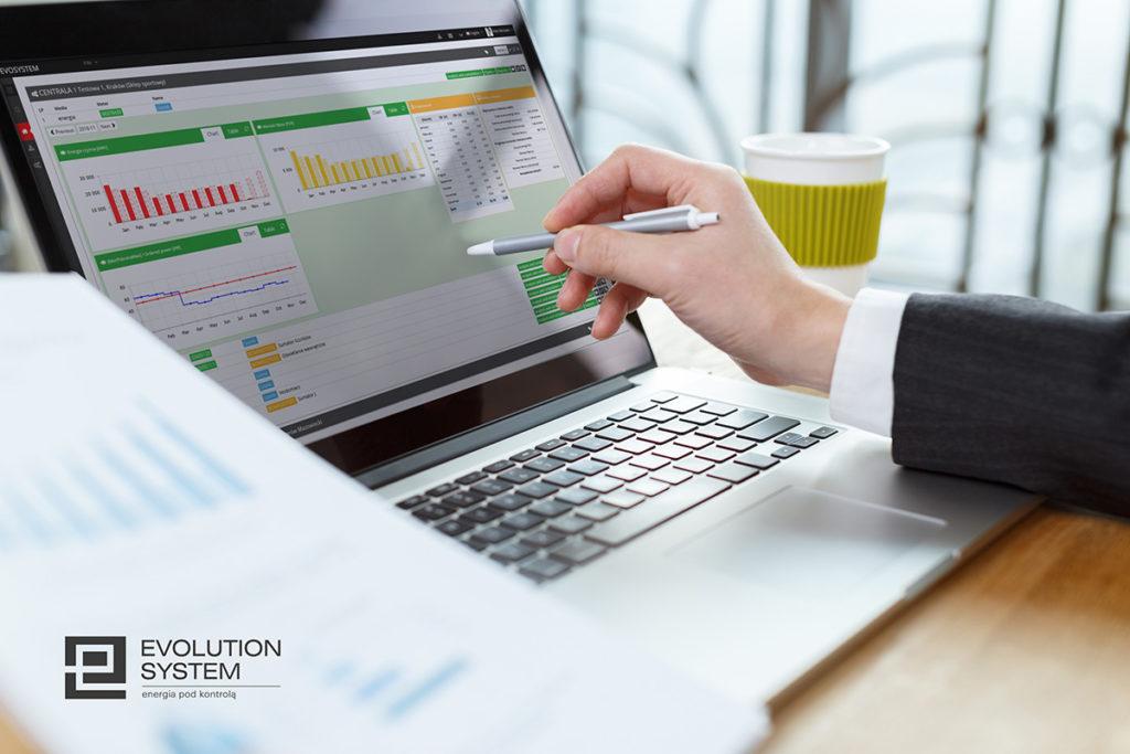 EVOSYSTEM to kompleksowa usługa, obejmująca jednocześnie wiele działań i wykorzystująca nowe metody optymalizacji – przede wszystkim kosztów i zużycia energii elektrycznej.